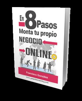 8 Pasos para montar tu negocio online reporte