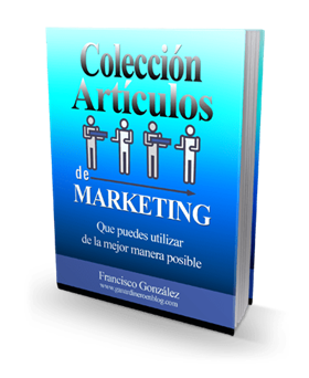 Coleccion articulos marketing pack reporte