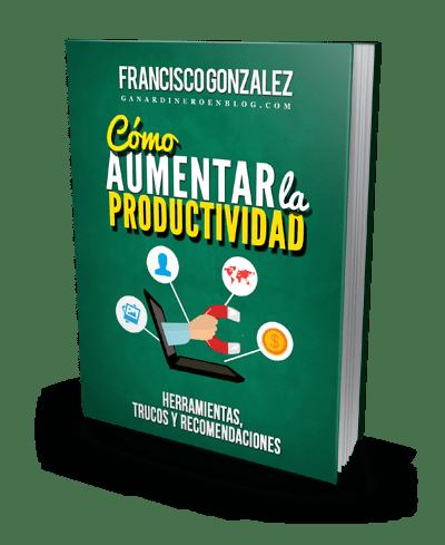 Cómo aumentar la productividad reporte